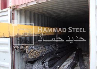 Deformed-Steel-Bar-Bundles-Loading-In-Container