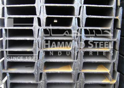 Steel Beam IPEA Stock In Warehouse